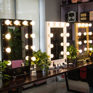 Image Is Loading Vanity Mirror Light Hollywood Makeup Wall Mounted