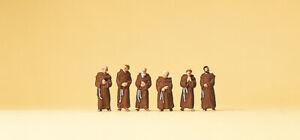 Preiser 79045 Moines Franciscains, N