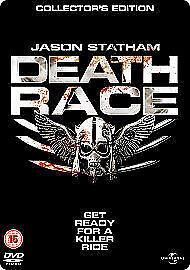 1 of 1 - Death Race (DVD, 2009, 2-Disc Set)