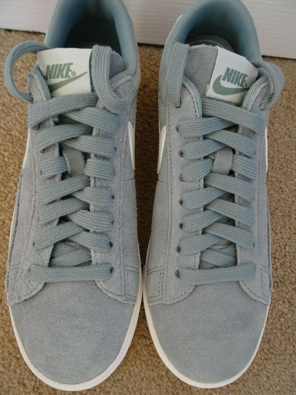 Nike blazer basso sd donne donne donne formatori scarpe av9373 302 ue 37,5 noi 6,5 nuovi   box | Di Qualità Fine  754b87