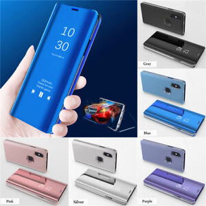 release date de3b8 612ea For Huawei Honor 8X 8A 20 Pro 20 10 9 8 Lite Mirror View Flip ...