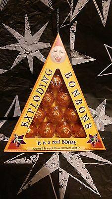 Harry Potter Exploding Bonbons Official Warner Bros Studio Tour Merchandise