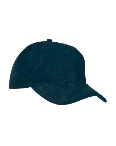 Big Accessories 100/% Cotton Unstructured 6 Pane Low Profile Baseball Cap BX001S