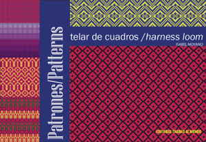 Imtextil-HARNESS-LOOM-PATTERNS-Telar-de-Cuadros-PATRONES-tramas-al-MUNDO