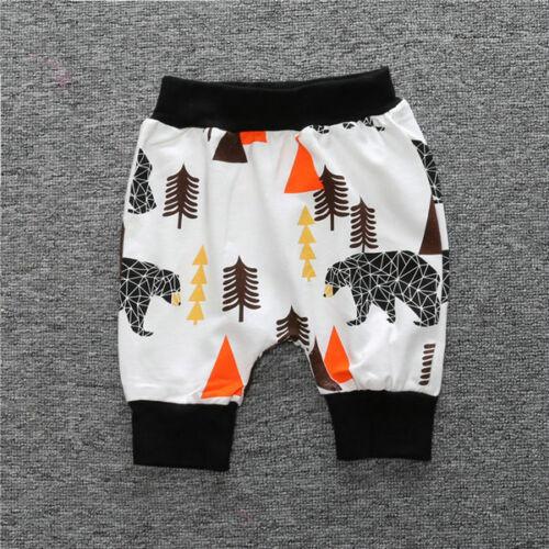Toddler Infant Baby boy girl kids Harem Pantalon Shorts Bottoms PP Bloomers Panties
