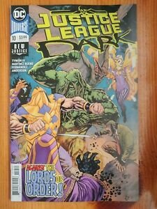 JUSTICE-LEAGUE-DARK-10a-2019-DC-Universe-Comics-VF-NM-Book