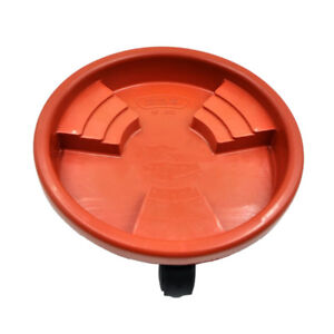 225 & Details about Universal Round Resin Mobile Flower Plant Pot Saucers Water Tray Base With Wheel