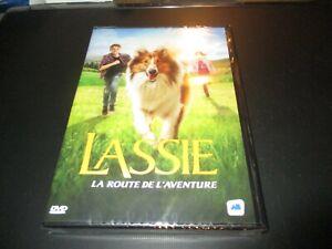 """DVD NEUF """"LASSIE : LA ROUTE DE L'AVENTURE"""" film enfants de Hanno OLDERDISSEN"""