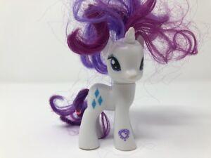 My Little Pony Heart Code Rarity Pony Toy Ebay
