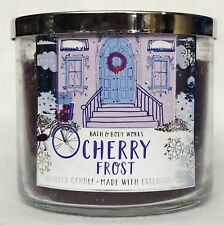 1 Bath /& Body Works WATER HYACINTH Large 3-Wick Scented Candle 14.5 oz