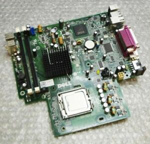 Dell G919G 0G919G Optiplex 760 Socket 775 / LGA775 Motherboard with Intel CPU