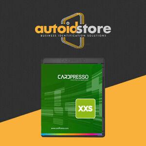 Cardpresso Xxs Edition Id Card Design Software Evolis 634949205723 Ebay