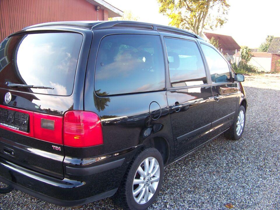 VW Sharan 1,9 TDi 130 Trendline Diesel modelår 2004 km