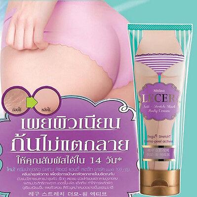 100 g. Mistine LECER Anti Stretch Mark Firming Body Cream Pregnancy Dermo Peel