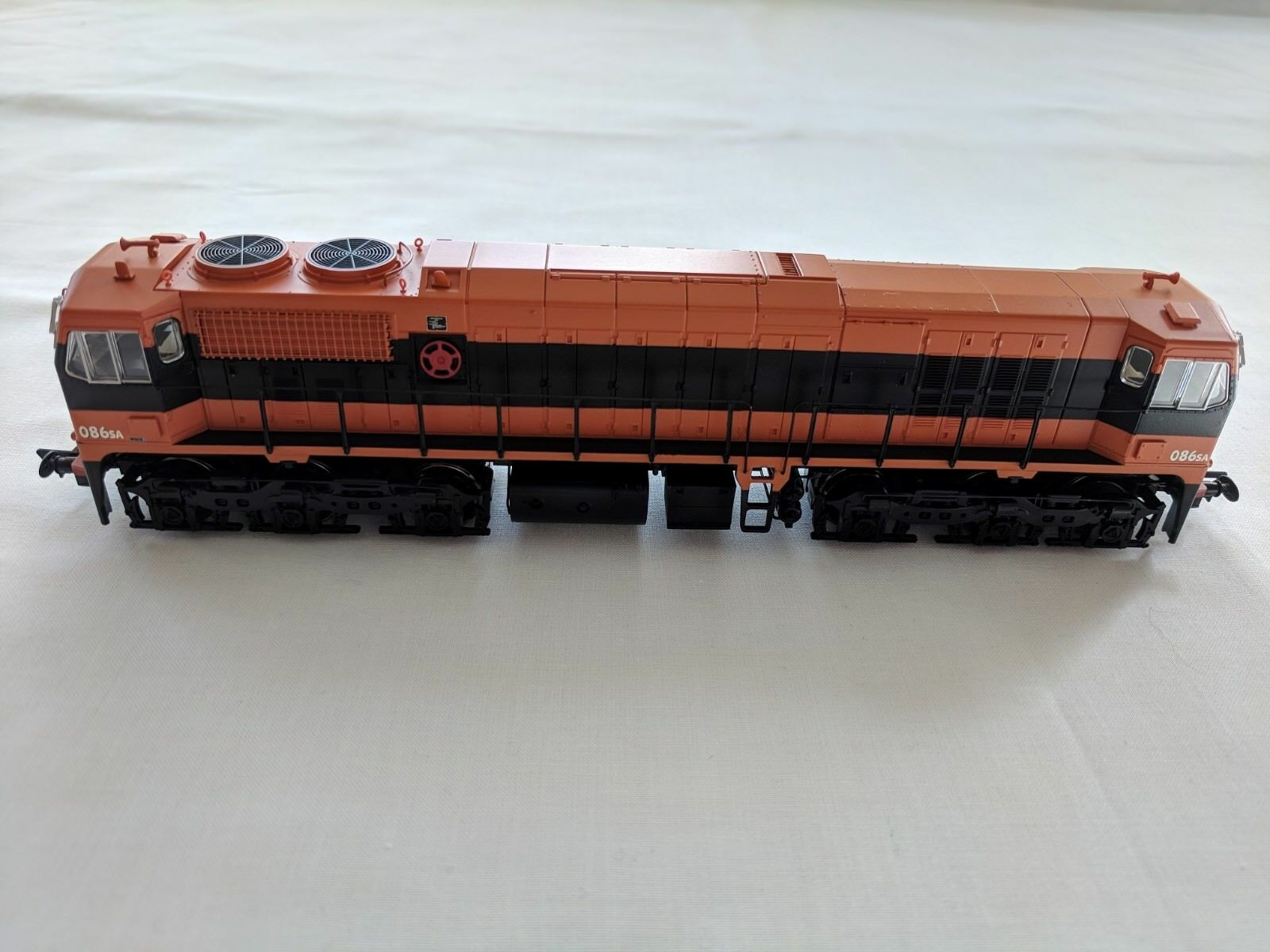 Murphy Models - MM0086 - Class 071 - CIE súpertrain - DCC Decoder fitted