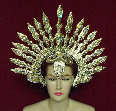 Da NeeNa Queen of the Damned 2 Cabaret Showgirl Headdress