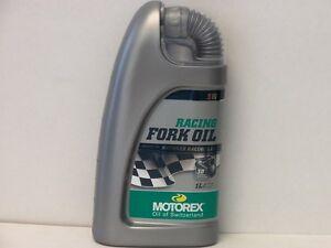 Motorex-Racing-Fork-Oil-Gabelol-SAE-5W-1-ltr