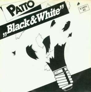 Patto-Black-And-White-7-034-Single-Vinyl-Schallplatte-28469