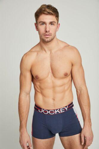Details about  /Jockey Re-Defined Trunk 191702H men/'s underwear cotton short male boxer brief
