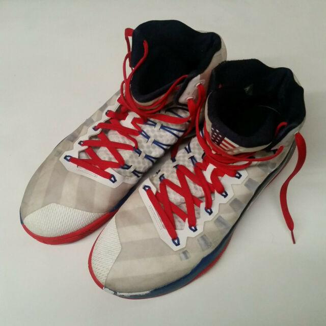 Nike NikeID ID Zoom Hyperdunk USA Red