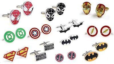 Superheroes Gemelos Novedad Superman Batman Spiderman Star Wars Etc Regalo