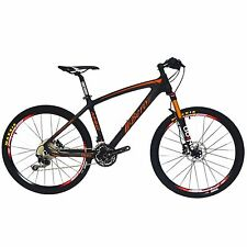 BEIOU T800 Carbon Fiber Mountain Bike SHIMANO M610 DEORE 30 Speed RT 26 CB024C