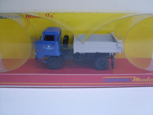 IFA L60 3SK »Papierfabrik« H0 Auto Fertigmodell 1:87 BUSCH 95516 ESPEWE