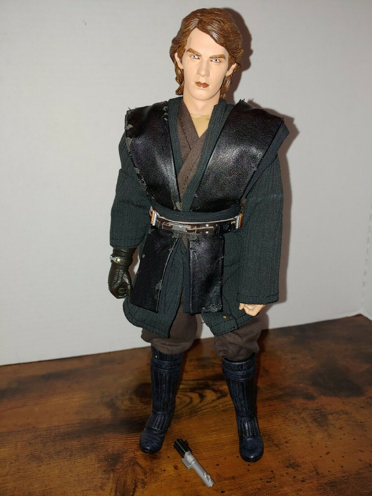 1/6 Sideshow Collectibles Anakin Skywalker incomplete on eBay thumbnail