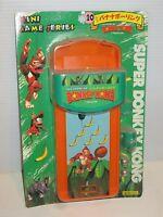 Nintendo Super Donkey Kong Video Game Character Japanese Mini Bowling Game