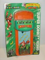 Nintendo Super Donkey Kong Video Game Character Japanese Mini Bowling Game