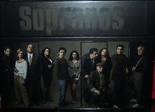 Sopranos Staffel 1 2 3 4 5 6 1-6 Mafiabox,Komplette Serie,28 DVD Box, NEU & OVP