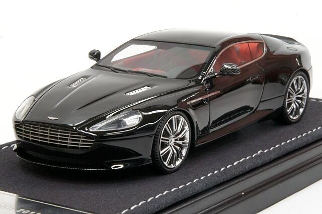 Aston Martin DB9 noir L.E. frontiart F020-04 1 43