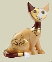 Goebel Rosina Wachtmeister Katze - Figur Sitzende Minikatze Camilla NEU 31220056