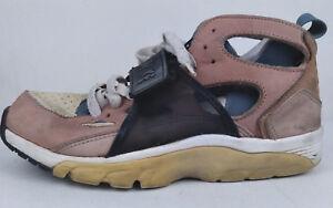 0b38e1c0f11c Vtg 2003 Nike Air Huarache LE Escape Bisque   Storm Gray US Sz 6.5 ...