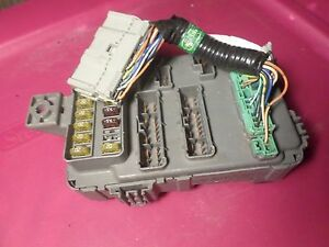 fuse box on 2000 acura tl    2000       acura       tl    interior dash    fuse    relay    box    38010 s0k     2000       acura       tl    interior dash    fuse    relay    box    38010 s0k