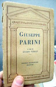 1929-039-GIUSEPPE-PARINI-039-A-CURA-DI-GUIDO-VITALI-RARA-PRIMA-EDIZIONE-ILLUSTRATA