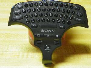 Sony-Wireless-Keypad-Plyastation-3-gebraucht-aber-sehr-guter-Zustand