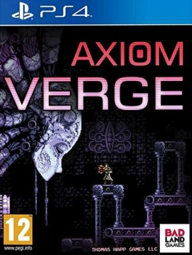 Axiom Verge PS4 BRAND NEW AND SEALED IN STOCK QUICK DISPATCH
