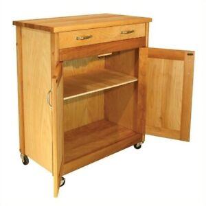 Details about Catskill Craftsmen Designer Kitchen Island