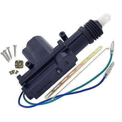 12V Car Auto Universal Heavy Duty Power Door Lock Actuator Motor 2 Wire