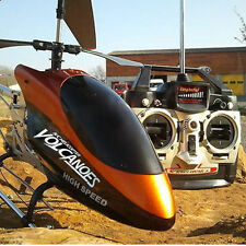 """Upgraded Double Horse 26"""" 9053 3CH GYRO Volcanoes Remote Control RC Helicopter"""