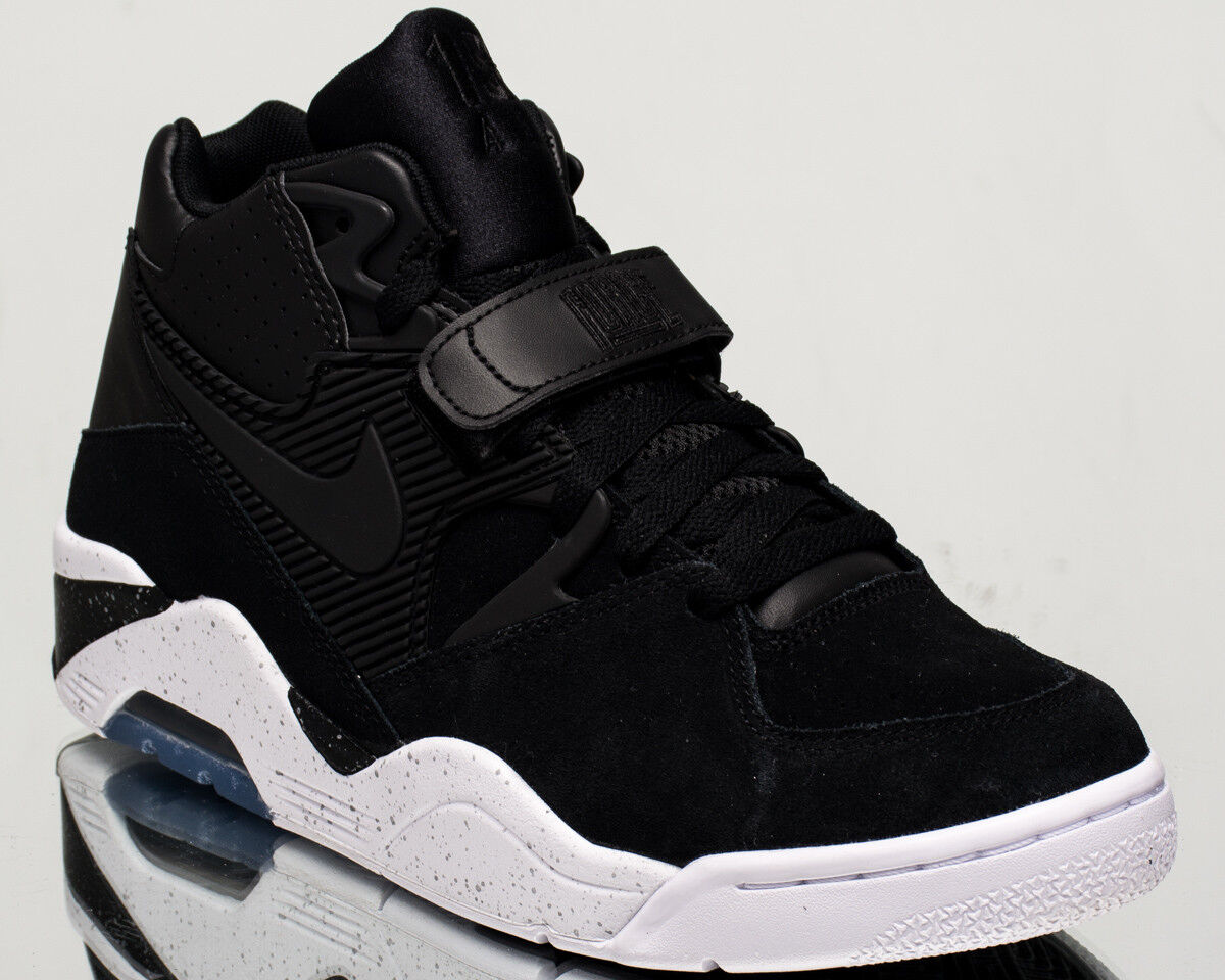 f057c423d Nike Air Force 180 men lifestyle sneakers sneakers sneakers NEW black white  310095-003 b4bebb