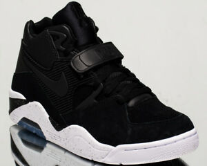 separation shoes 9107b 5111d Nike Air Force 180 men lifestyle sneakers NEW black white 310095-003 ...