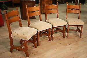 Group-4-chairs-rustic-armchairs-wood-oak-antique-style-900-living-room-seats