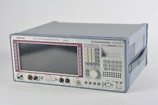 Tektronix Rohde Ampamp Schwarz Cmd80 Radio Communication Tester Us Cdma Pcs