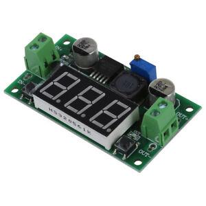 regolabile-Aggiornato-LM-DC-DC-2596-convertitore-buck-Step-Down-modulo-di-a-H4W5