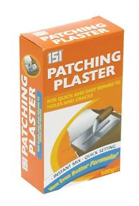Patching Plaster 500g Boxed