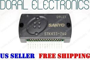 1PCS STK433-060 New Best Offer Power Module Best Price Quality Assurance