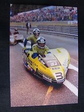 Photo LCR-Yamaha 1988 #3 Rolf Biland / Kurt Waltisperg, GP Belgium Francorchamps