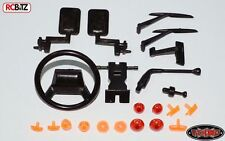 Land Rover Defender D90 Hard Body Spare Parts Assortment Gelande Lights lenses